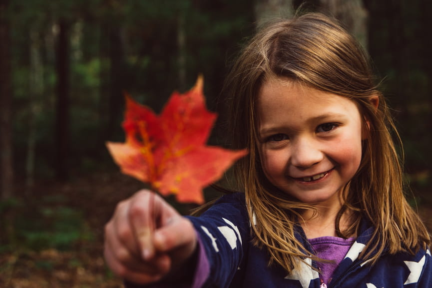 Discover your child's full potential: Get them outside and into nature!