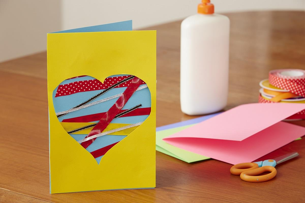 Crafty Homemade Cards Full Of Fun Love