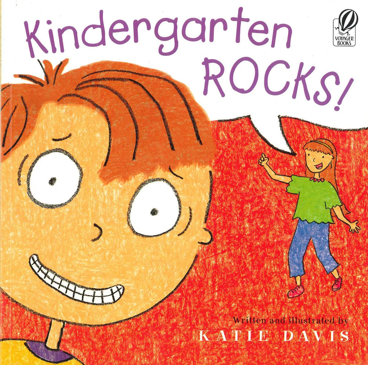 Kindergarten Rocks cover