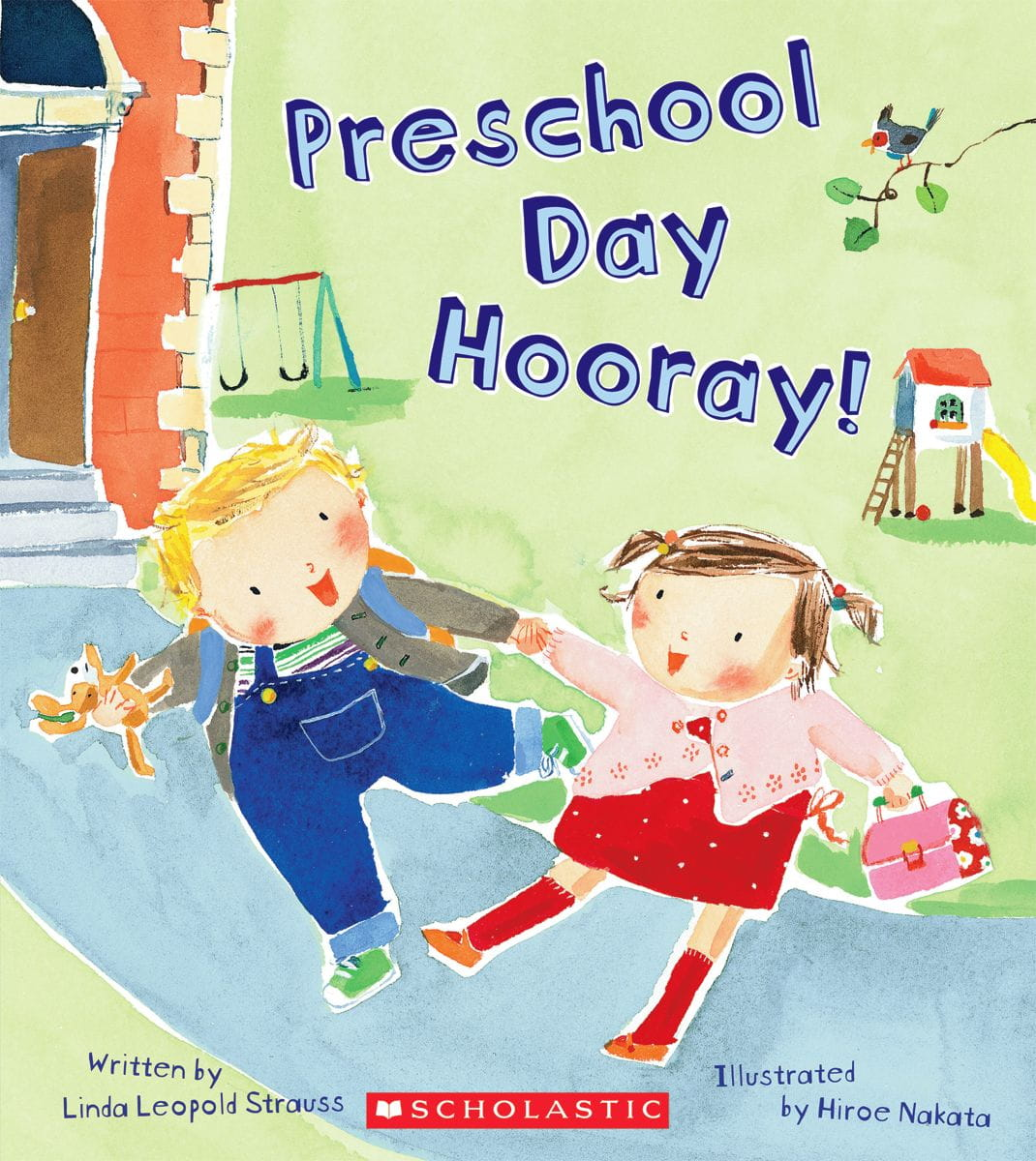 Preschool Day Hooray cover