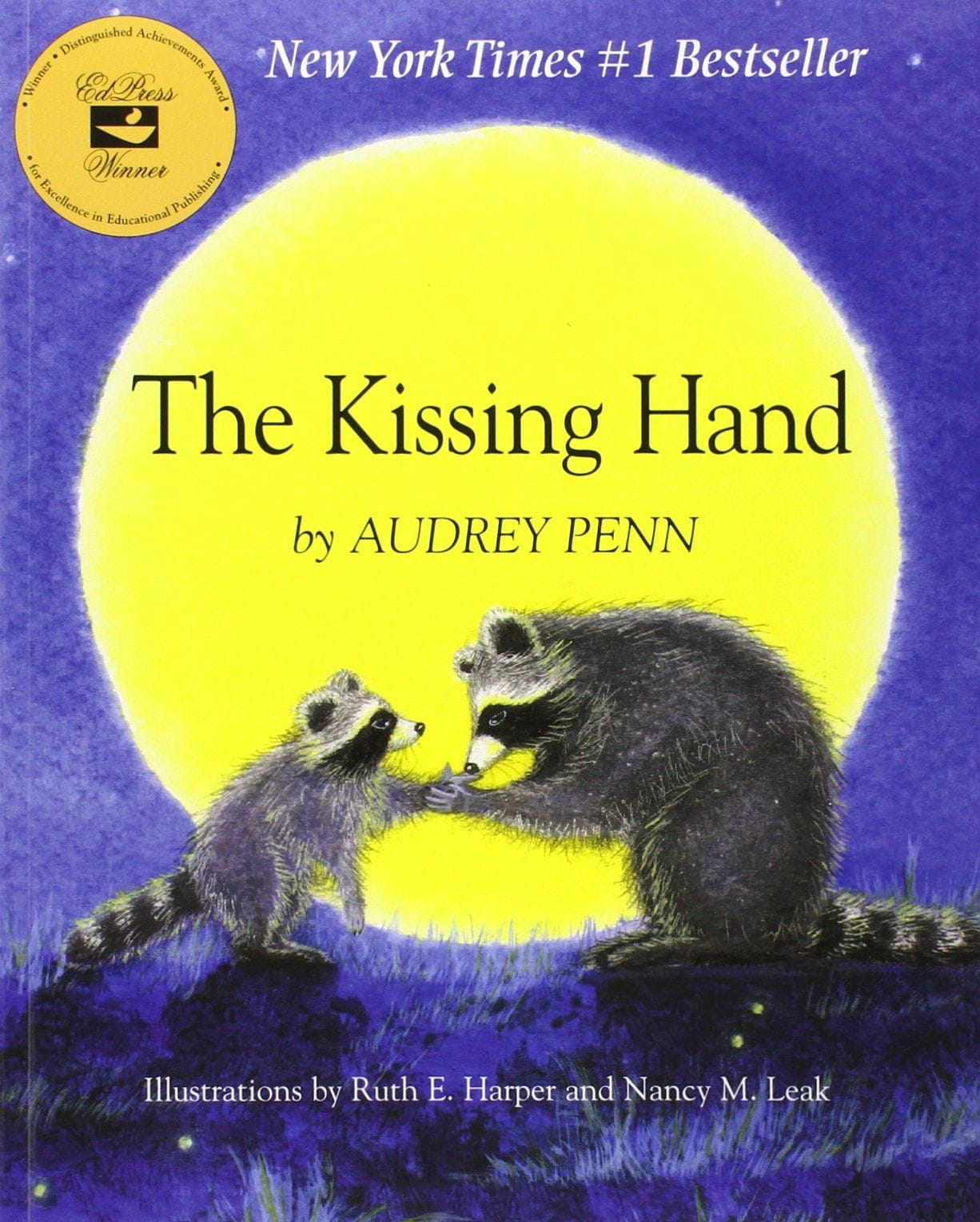 The Kissing Hand cover