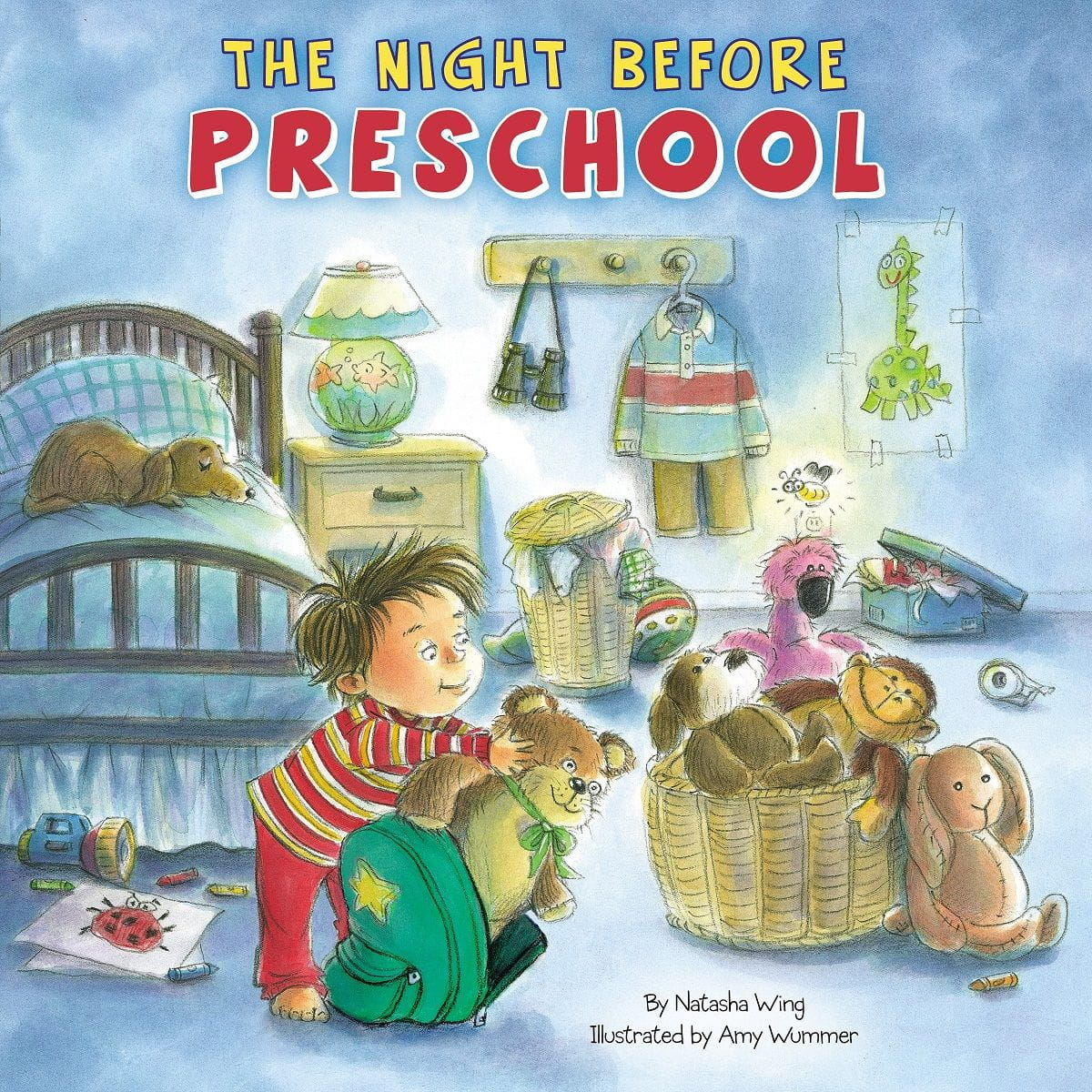 Night Before Preschool cover