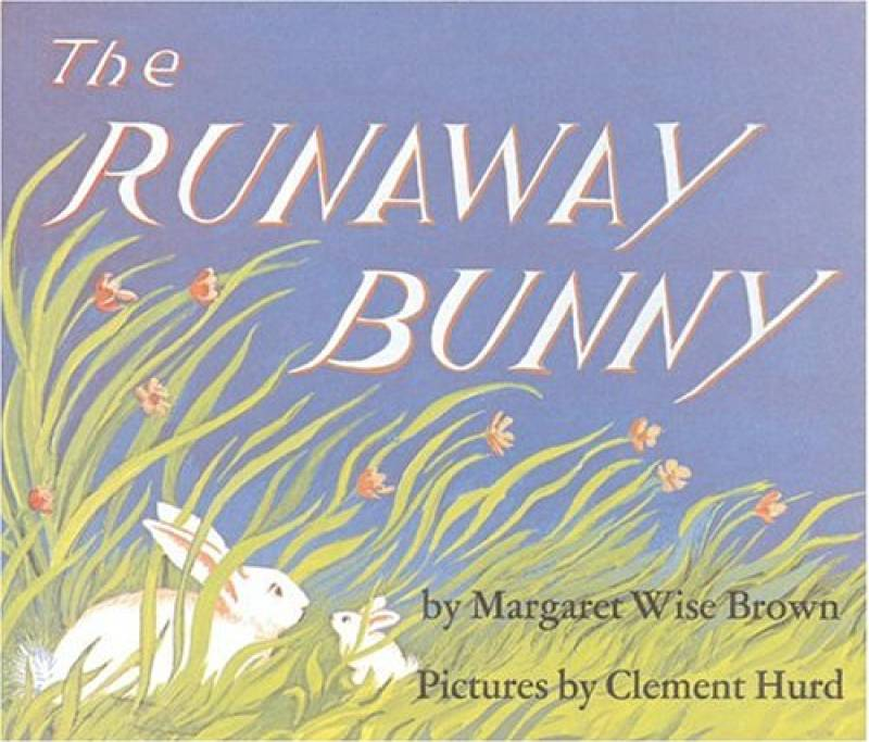 The Runaway Bunny cover
