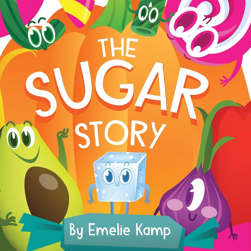 The Sugar Story cover