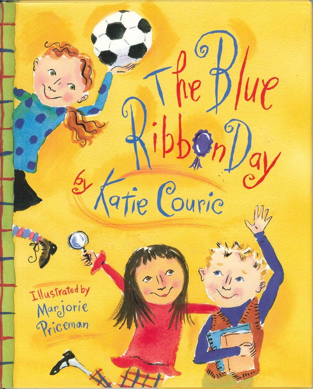 Blue Ribbon Day cover