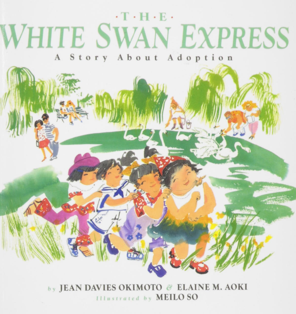 White Swan Express cover