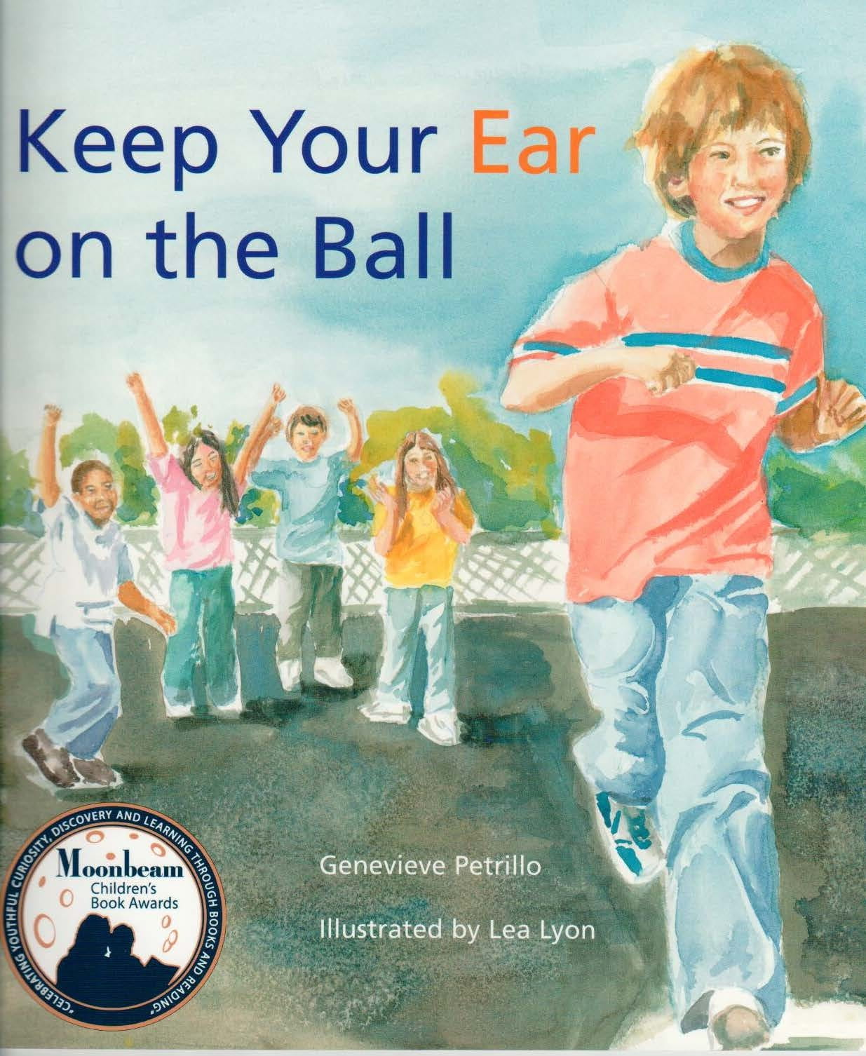 Book cover: Keep Your Ear on the Ball