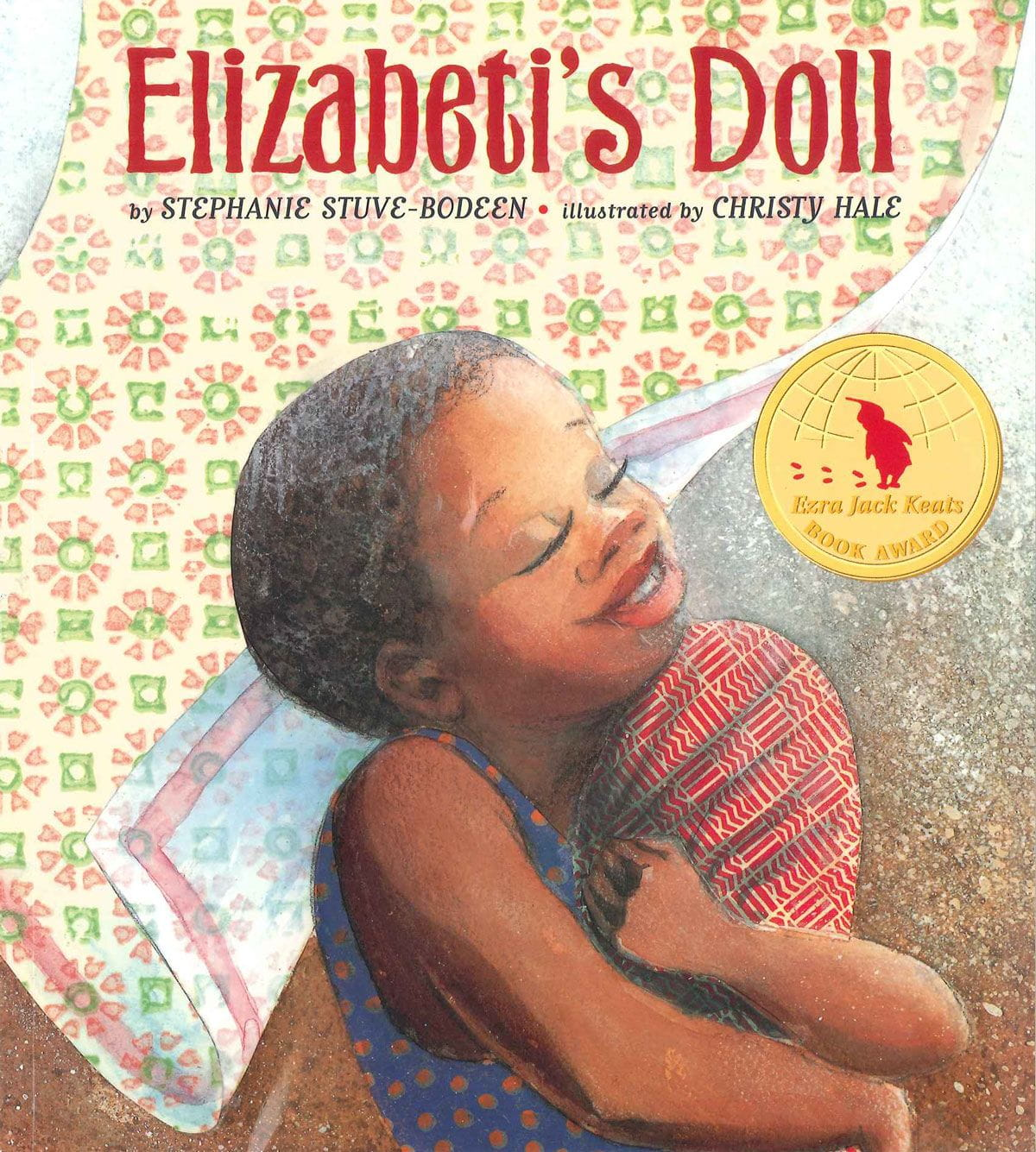 Elizabeti's Doll cover