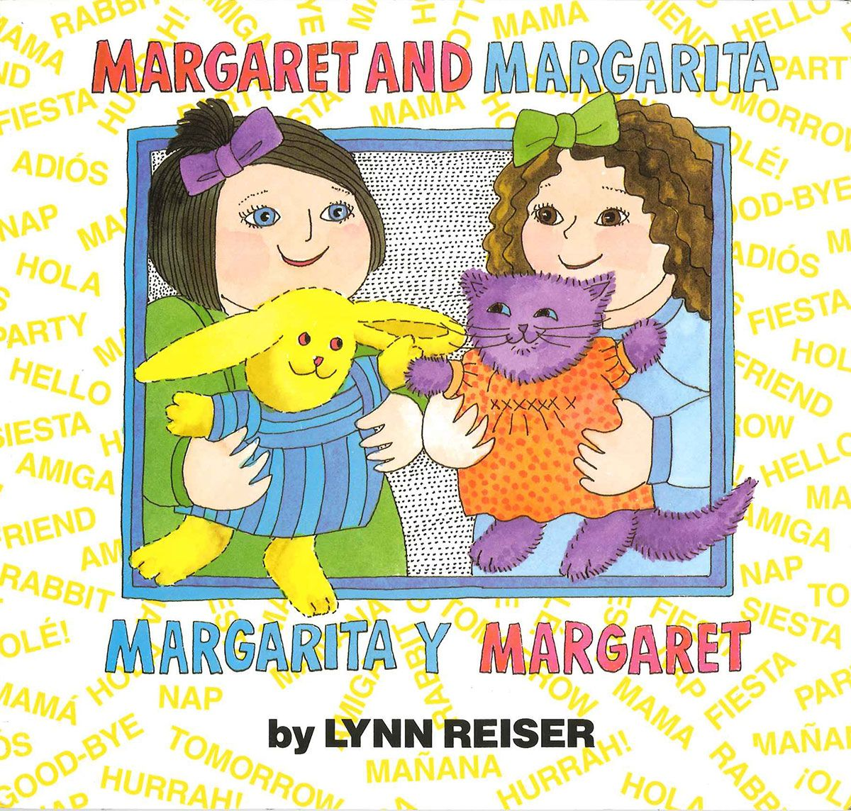 Margaret and Margarita cover