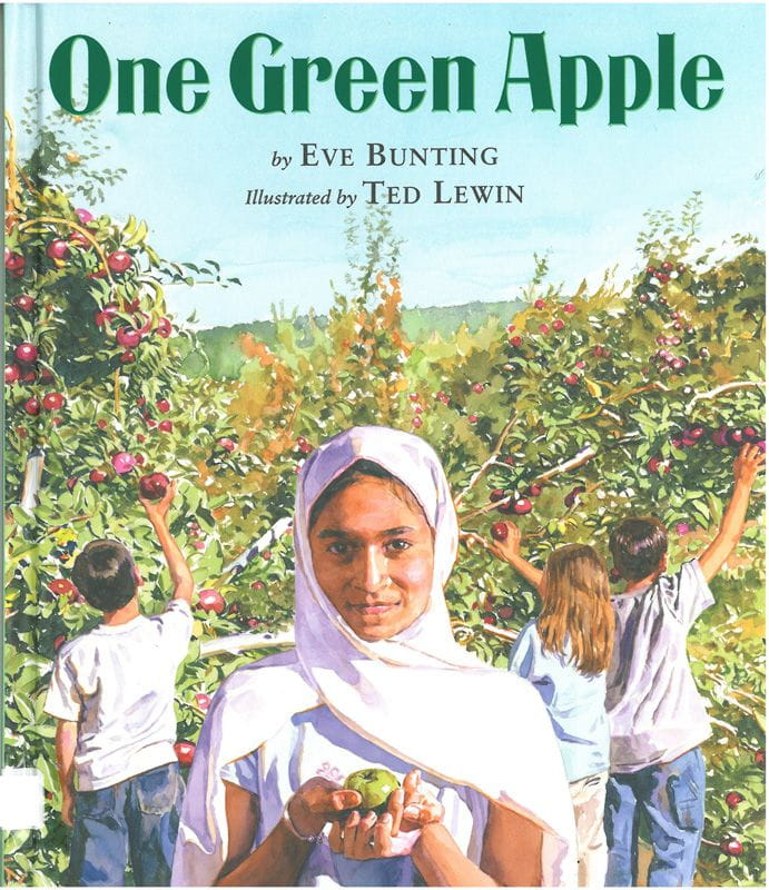 One Green Apple cover