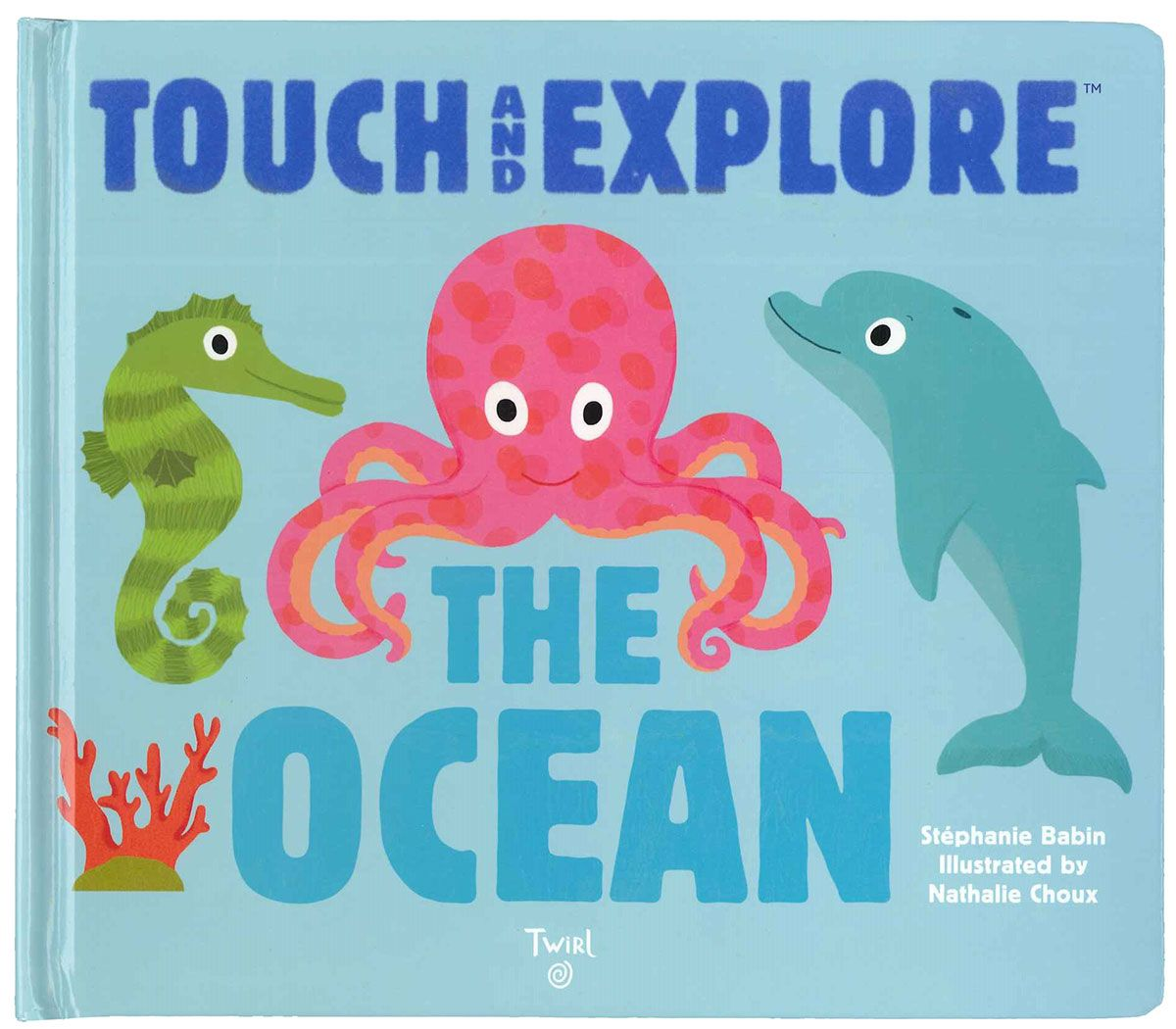 Touch and Explore the Ocean cover