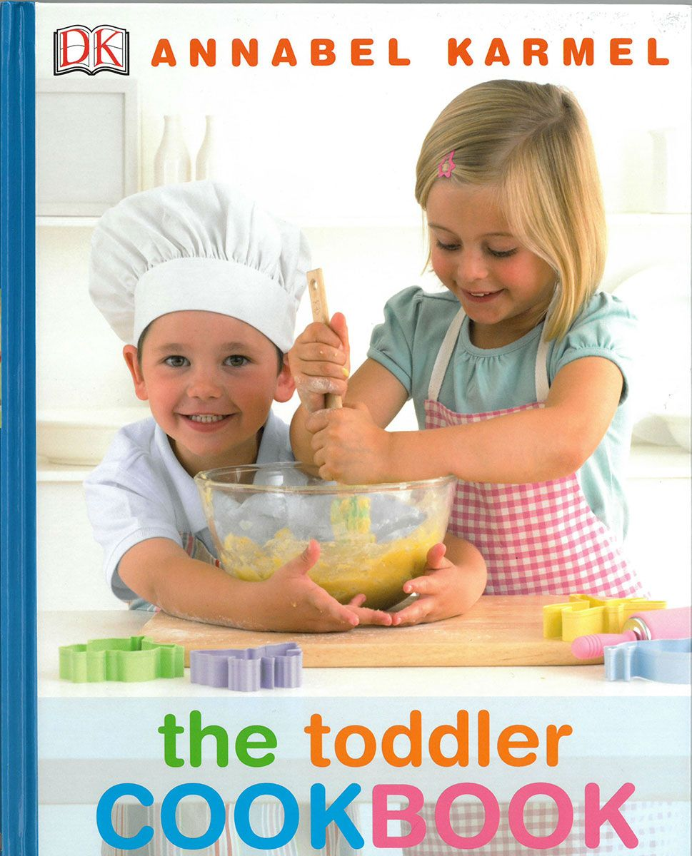 Toddler Cookbook cover