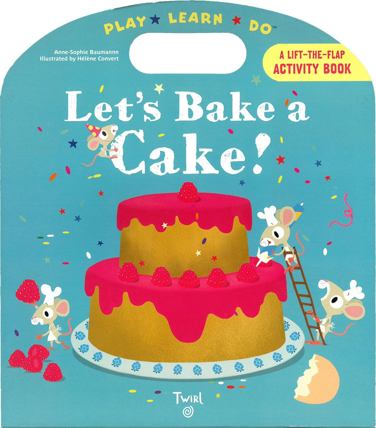 Lets Bake a Cake cover