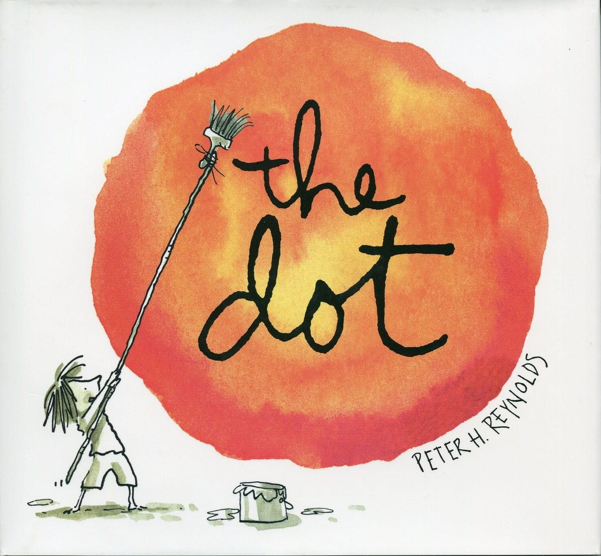 The Dot cover