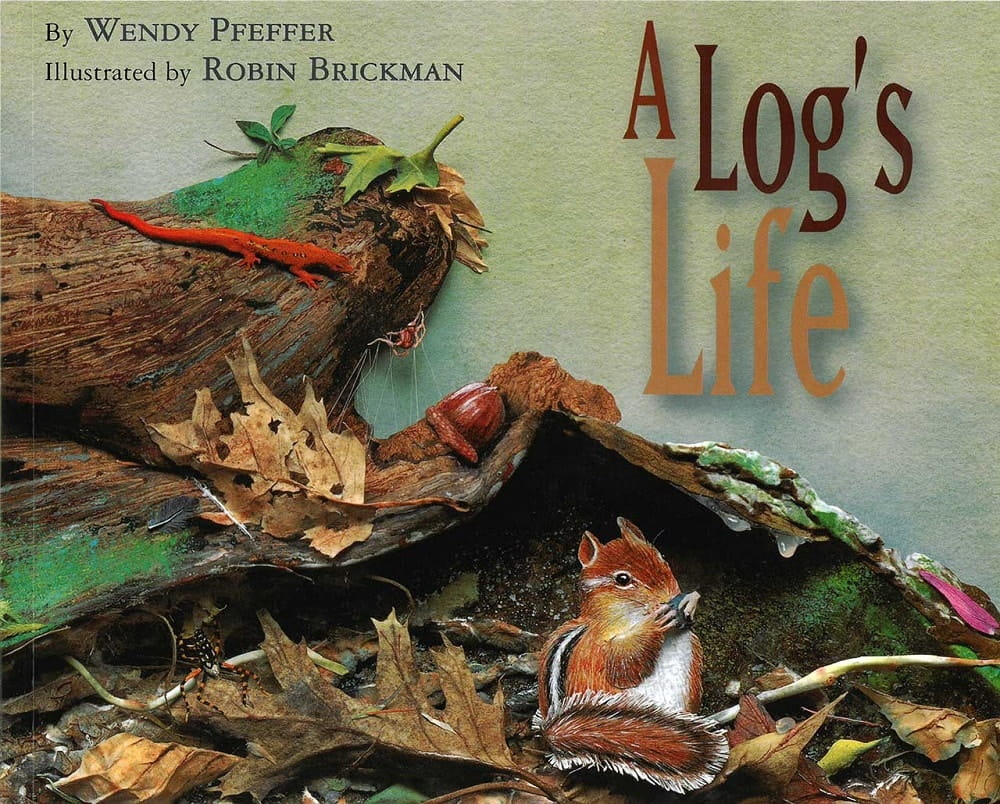 A Log's Life cover