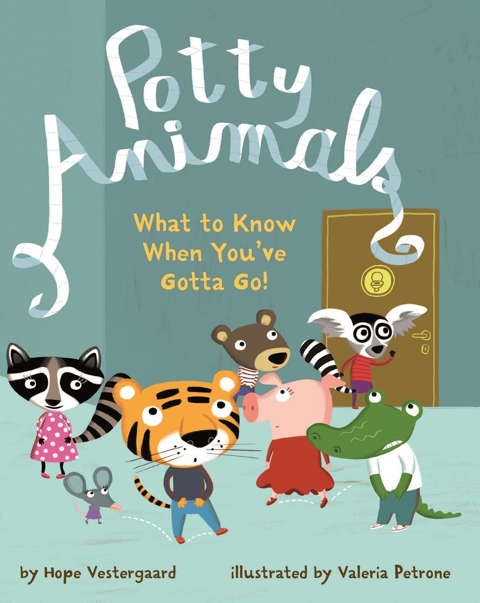 Potty Animals cover