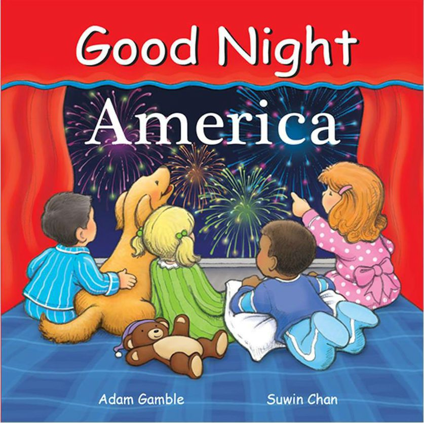 Good Night America cover