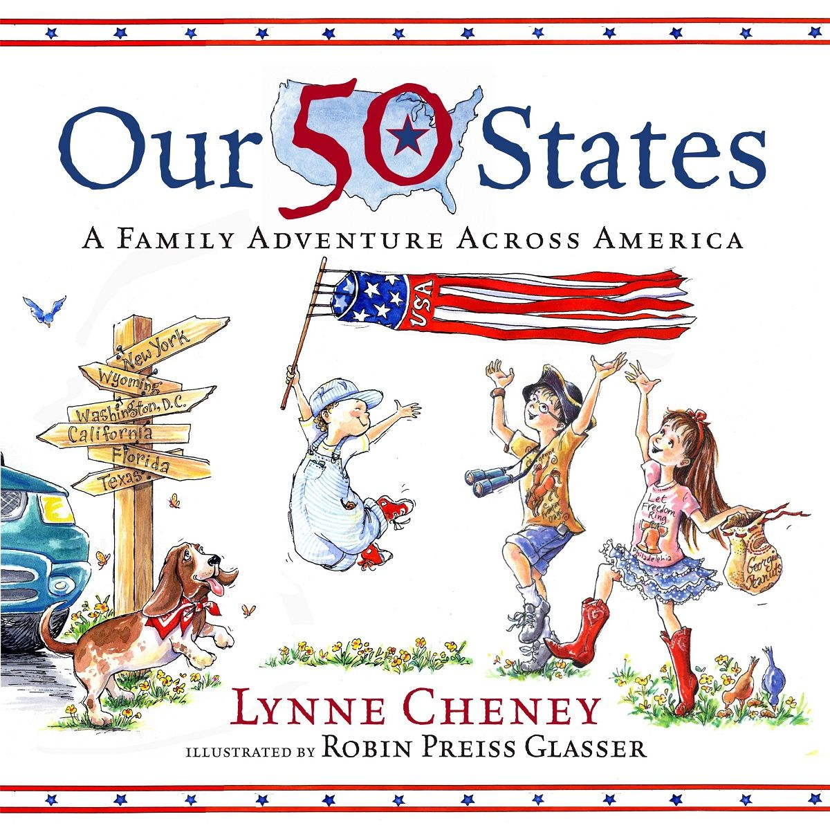 Our 50 States cover