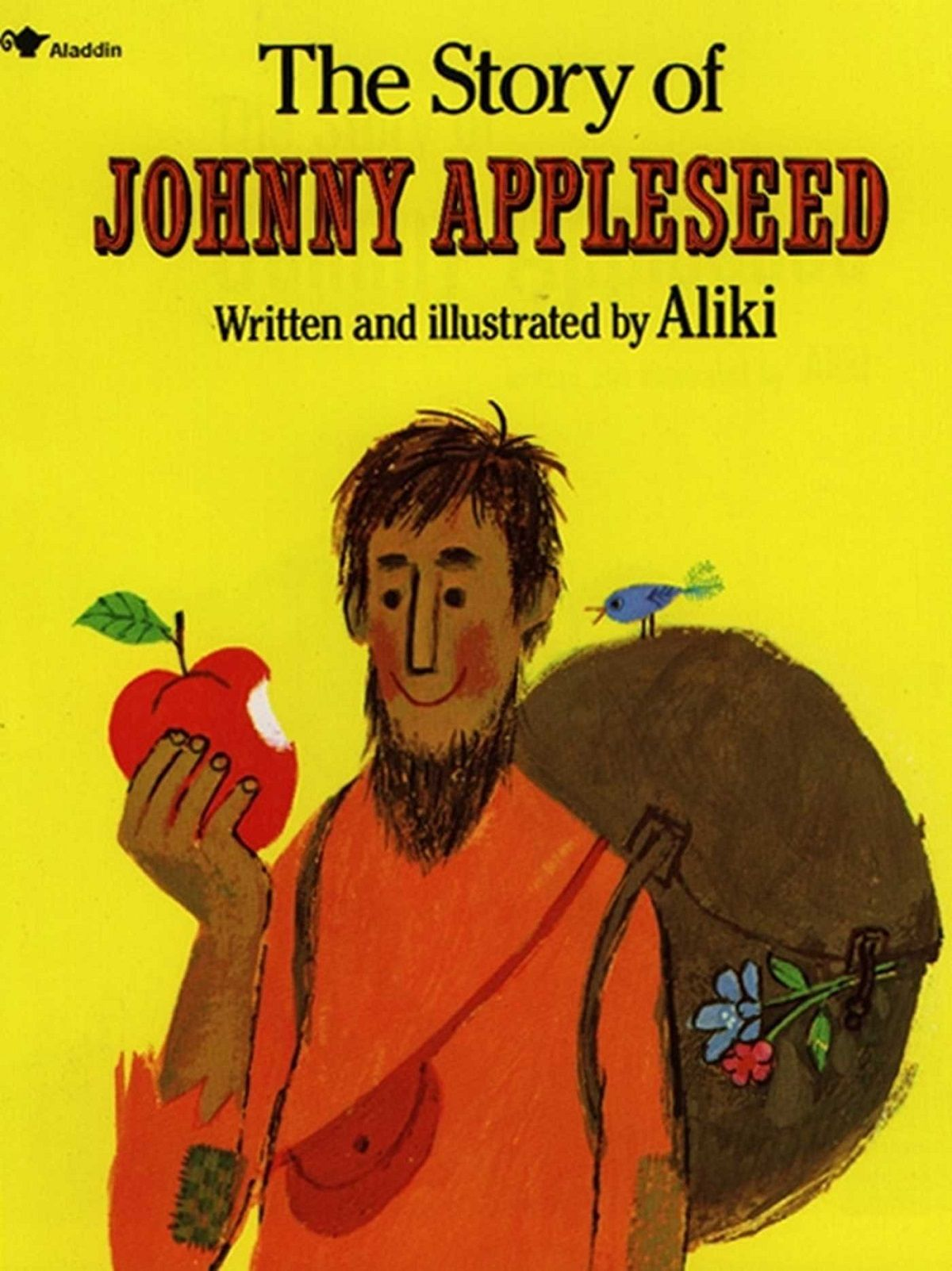 Story of Johnny Appleseed cover