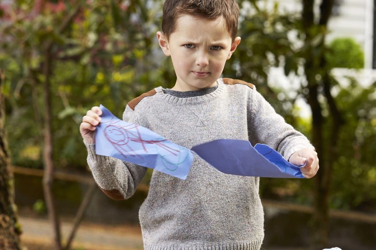 The Destroyer: 8 Ways to Help Kids Express Big Feelings in a ...