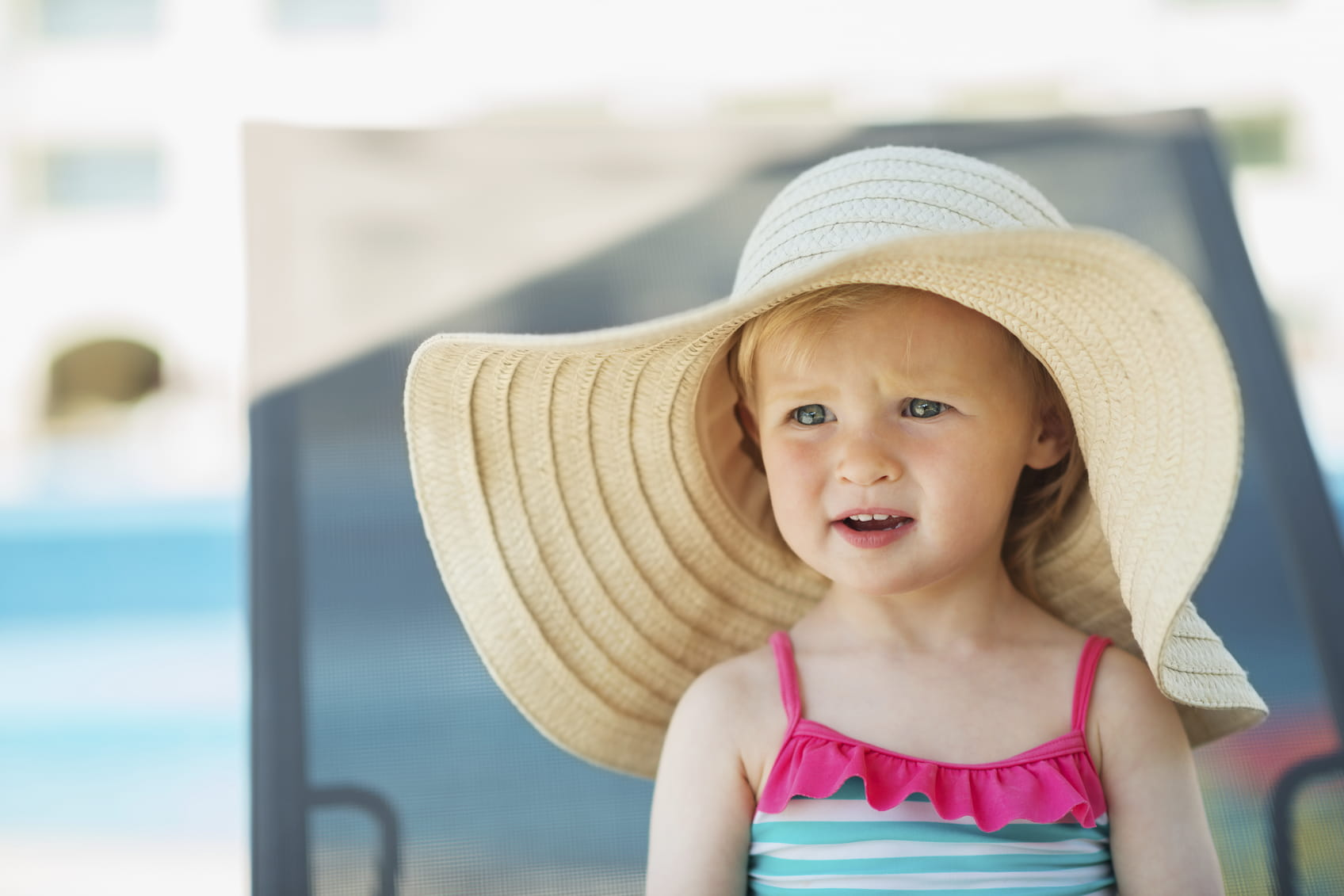Here comes the sun! Protect your child's skin with these sun safety basics.