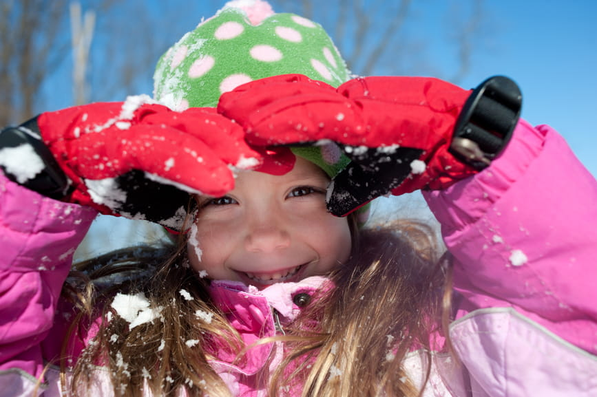 Baby It S Cold Outside 9 Winter Dressing Tips For Children