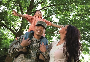 Military and Federal Families