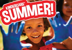 Join Kindercare for summer fun!