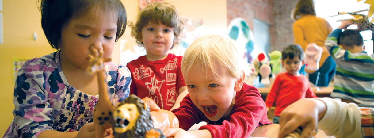 Early Education Program Overview