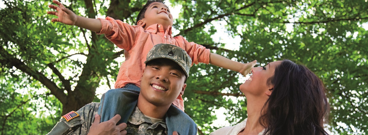 Subsidized Child Care and Support for Military Families