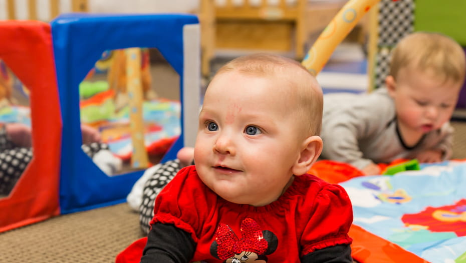 Short term day care is needed for infant?
