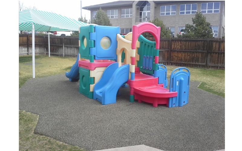 Discovery Preschool Playground