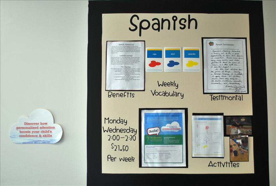 Spanish Learning Adventures