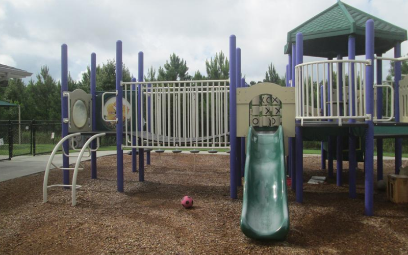 Preschool Playground allows children to utilize their gross motor skills, imagination and social skills.Come and see it! Your child will love it