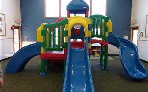 Indoor Playground/Large Motor Room
