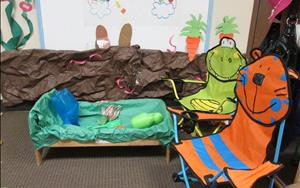 Discovery Preschool Dramatic Play