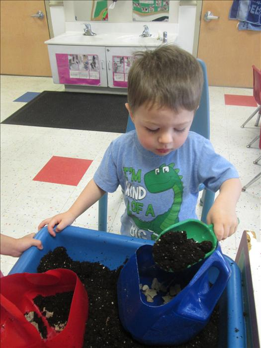 Two-year-olds are incredible learners as they discover the world around them.