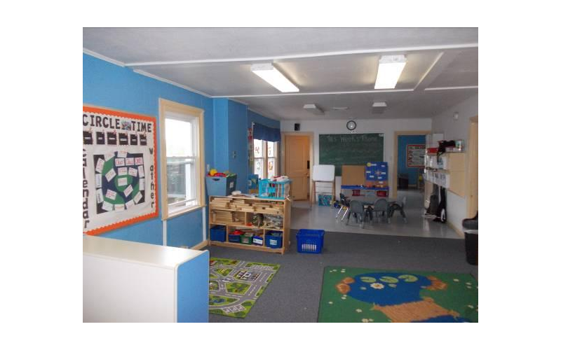 Private Kindergarten/School Age Classroom