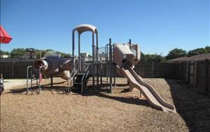 Preschool, Prekindergarten and School Age Playground