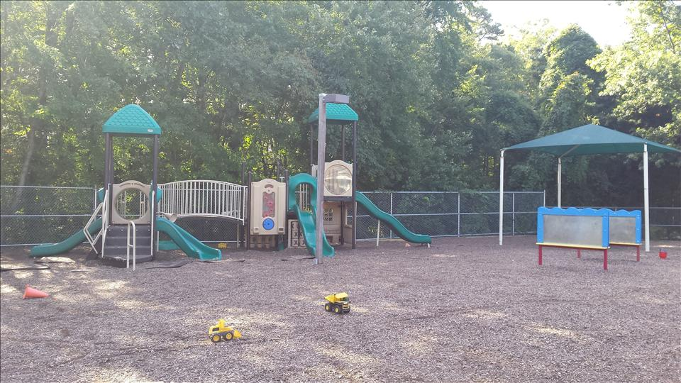 Playground for Preschool, Pre-K and School Age children