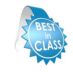 Best in Class Award 2014