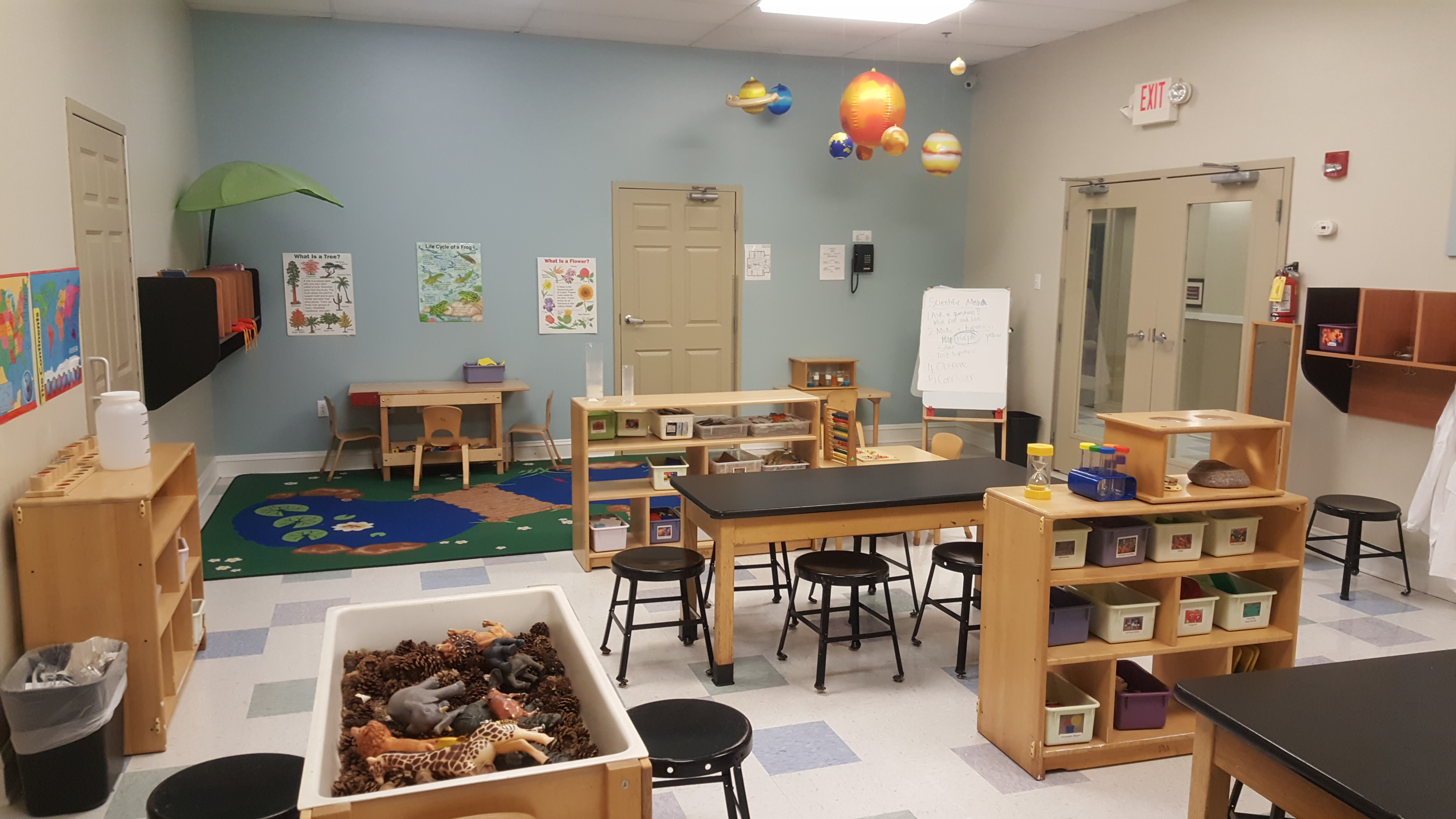 Here is our Science Suite.