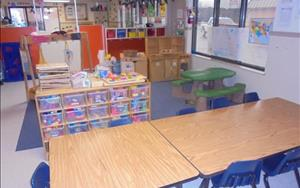 Preschool Dramatic Play Area