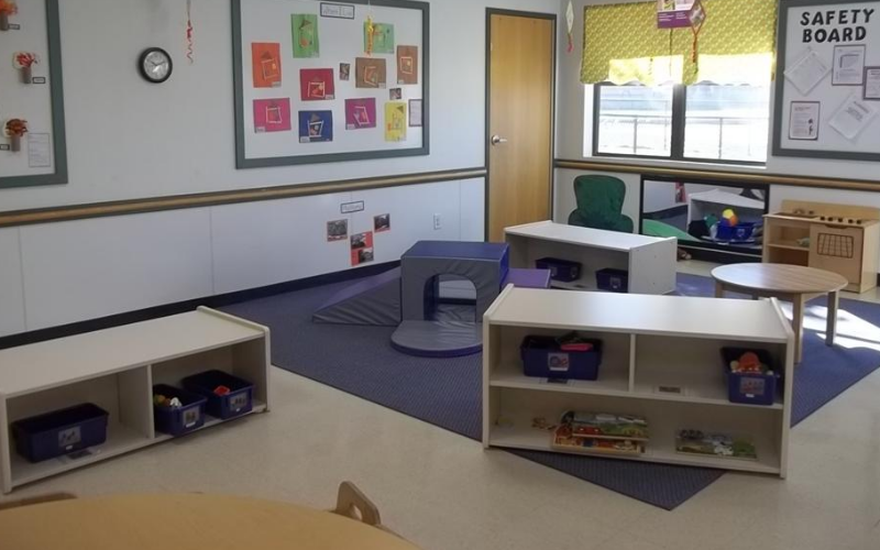 Early Foundations Toddler Classroom