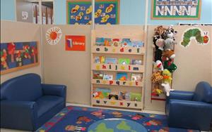 The classroom library- where a great story can come to life!