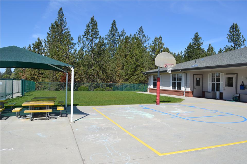 PK, Kindergarten and School Age Playground