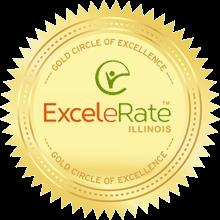 ExceleRate Illinois-Gold Circle