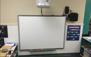 We have a Private Full Day Interactive Kindergarten with Smart Board Technology.