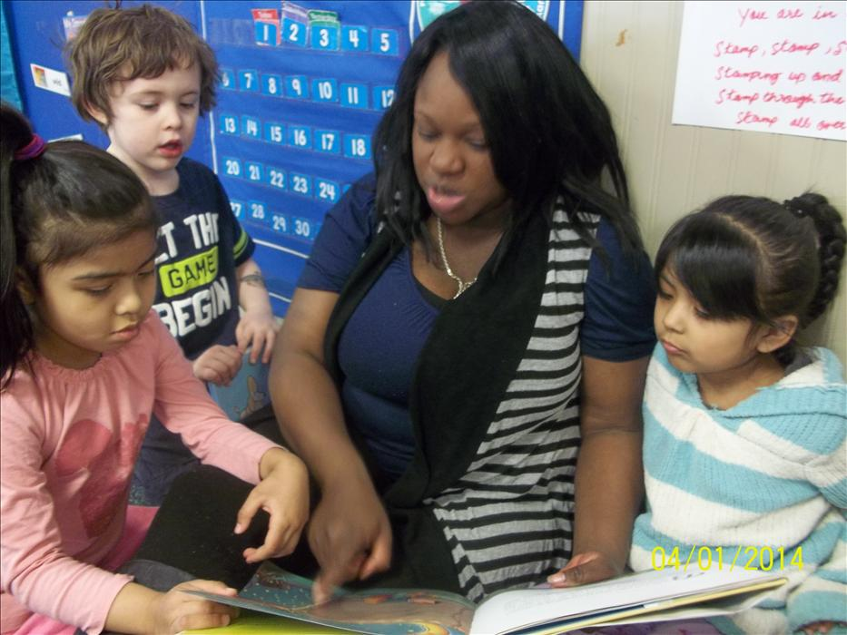 The Prekindergarten program builds literacy skills while preparing your child for kindergarten and school success.