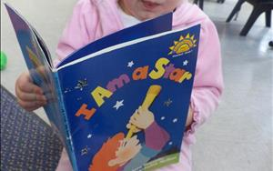 Reading in the Toddler Classroom